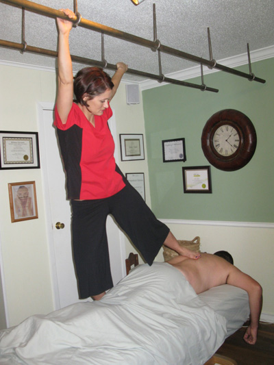 Body Empathy Spa Ashiatsu Bar Therapy